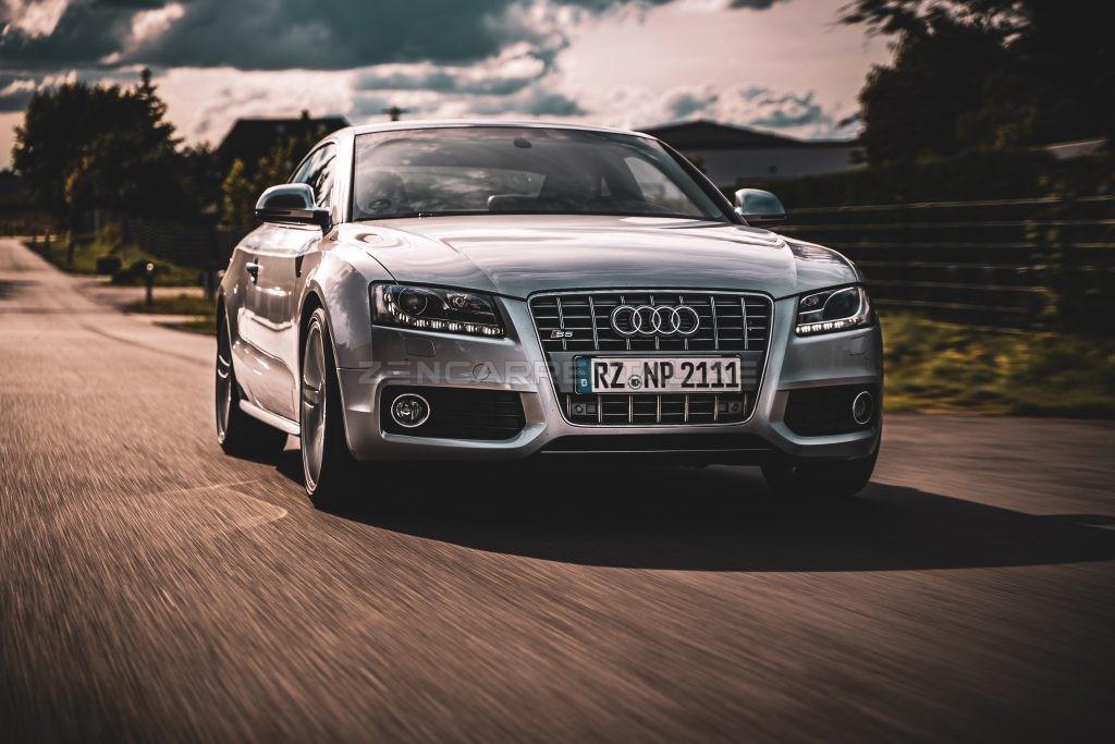 Zen Rent a Car - availability photo - audi luxury car - article