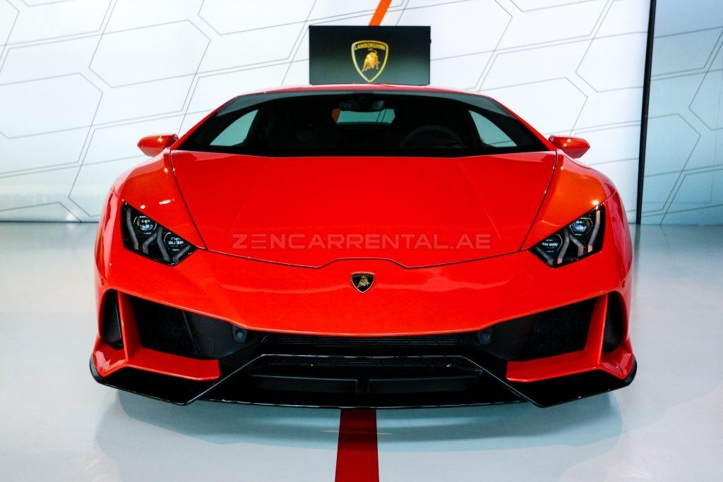 Zen Rent a Car - availability photo - lamborghini urus - article